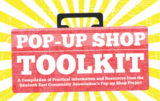 Pop-up Shops Toolkit Cover Image